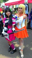 kamen rider decade fimale version and sailor venus by saitapick