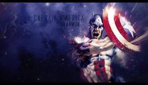 Captain America by draywin848