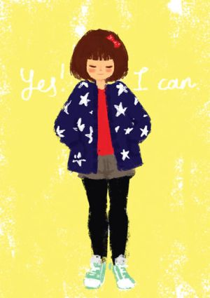 YES. I CAN by weiliwonka