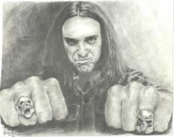 Cliff Burton by drinkemalll