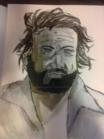 Bud Spencer by TheDreamOfBlackCat