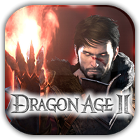 Dragon Age 2 Game Icon by Wolfangraul