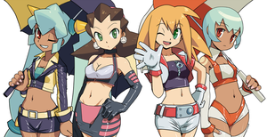 mml girls by mumumer