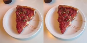 Stereograph - Deep Dish by alanbecker