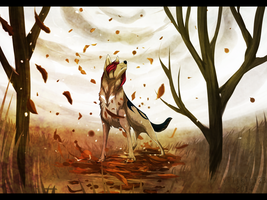 |Fall of the Leaf| by Vilikir123