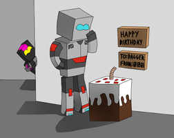 HAPPY BIRTHDAY by Spartan0-0-0