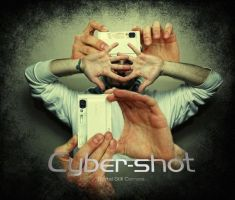 Sony Cyber-Shot by ozgerbayer
