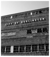 City of Burlington by anotherview