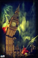 tower photo manipulation by emartworks