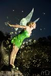Tinkerbell by VampireIonFortuna