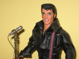 Elvis Presley Figure 2 (60's) by RoyPrince