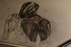 Tron... dude. (WIP) by greenskull139