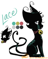 Lace MiniRef by Eevie-chu