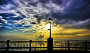 Lampy HDR by BusterBrownBB