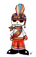 Papanteco by Cesar-fps