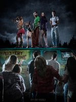 Scooby Gang - The High Ground by jeffzoet