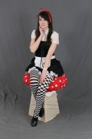 Dark Alice in wonderland 17 by MajesticStock