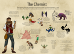 Create a Class- The Chemist by MasterOfGeckos