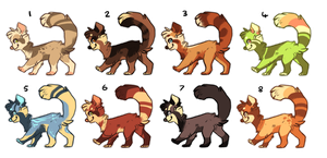 free red panda adopts c: by Redrie