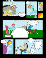 rainbow missoin page 5/ ask silver emerald 2 by MyLittlePony5