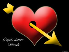 Cupid's Arrow Struck by cranstonide