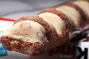 The Story of Kinder Bueno II by Khaled-vision