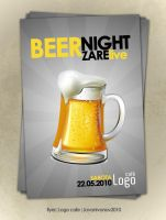 Beer Night by yovandesign