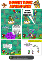 DK Adventures: Issue 87 by Doc-yoshi