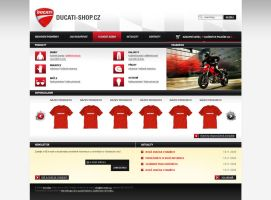 Ducati shop by TR79