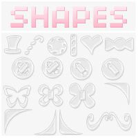 Shape 009 by classicluv