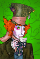 Mad As A Hatter by MyDearWatson
