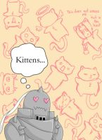 Alphonse Kittens by Kium