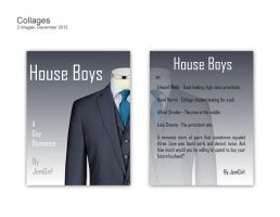 House Boys - Book Covers by jemgirl