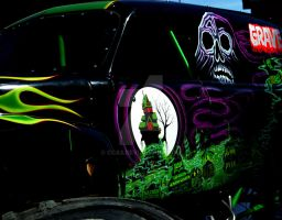 Monster Jam - Grave Digger 1 by CCA3