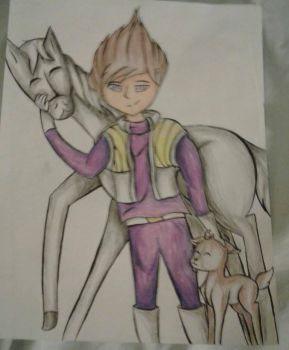Youtuber and  his/her pets by Rosita66113