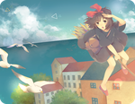Kiki's Delivery Service by Rainry