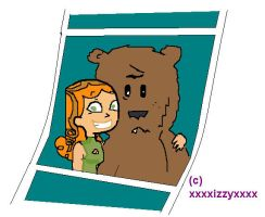 tdi izzy and the bear photo by xxxxizzyxxxx