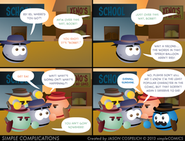 SC667 - Westwood and Cowboy 17 by simpleCOMICS