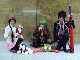 Ao no Exorcist Cosplay by AkaneOtaku