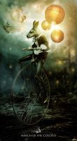 march of the colossi by TeeAl