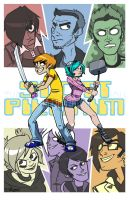 Scott Pilgrim's Finest Hour by DIN0LICH