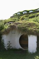 Hobbit Hole 2 by Rivendell-PhotoStock