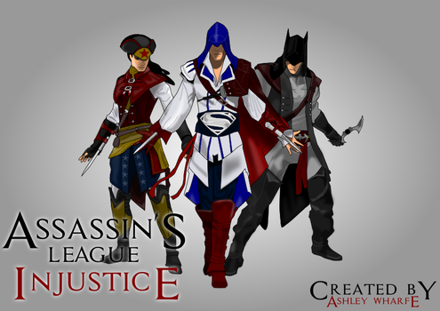 Assassin's League: Injustice by AshleyWharfe