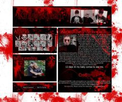 Kingofscream Layout V.3 by SinCreations