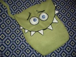 Monster Bag by estranged-illusions