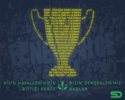 FENERBAHCE Typography by shady06