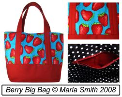 Berry Big Bag by chat-noir