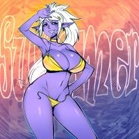 x Summer x by ManiacPaint