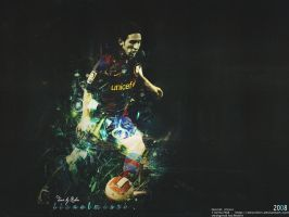 lionel messi .. by desROBIN