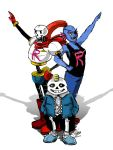 20151201 - Undertale Nerds by Nina-Chao
